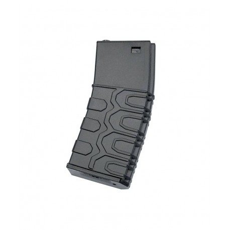 ICS T4 Tactical 45 skuds magasin sort