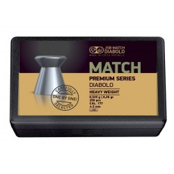 JSB Match Premium Heavy 4,5mm hagl 200 stk