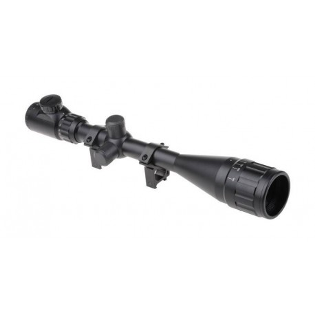 Kikkert sigte 6-24X50 AOEG mil-dot Theta Optics