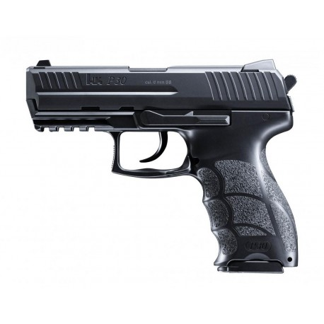 Softgun pistol Umarex HK P30 Metal Slide