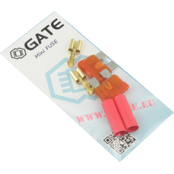 Gate Mini Fuse 2 stk 40A