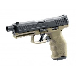 Hardball Pistol Umarex HK VP9 Tactical FDE GBB Gas
