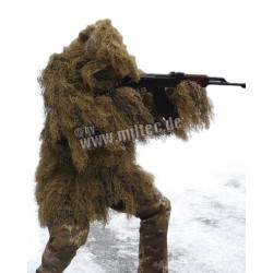 Ghillie Parka Anti Fire Desert