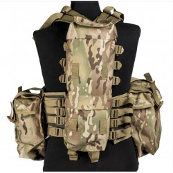 Vest Mil-Tec Tactical Multicam