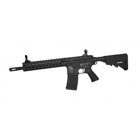 Softgun gevær ASG Armalite M15 Assault SLV Black