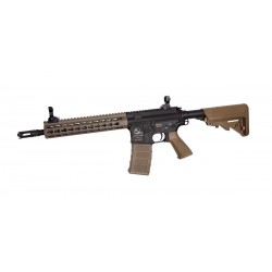 Softgun gevær ASG Armalite M15 Assault SLV Tan