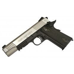 Hardball pistol Cybergun Colt 1911 Rail Gun DT BB Co2