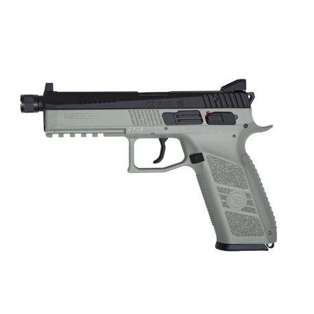 Hardball Pistol ASG CZ P-09 Urban Grey Co2 BB