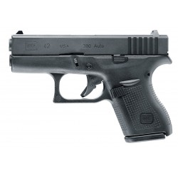 Hardball Pistol Umarex Glock 42 BlowBack Gas