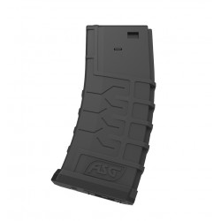 ASG ATS M4/M15 Flash magasin sort