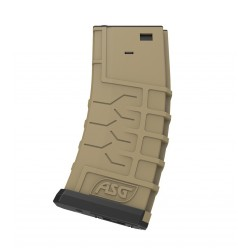 ASG ATS M4/M15 Flash magasin tan