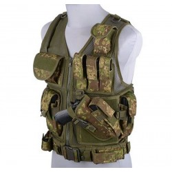 Vest KAM-39 Tactical GZ camouflage