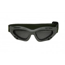 Ultimate Tactical brille med gitternet OD