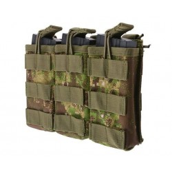 UT Triple Molle Magasin Pouch GZ