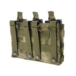 UT Triple Molle Magasin Pouch ATC FG
