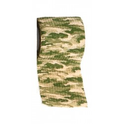 Camouflage stof tape 4.5m Multicam