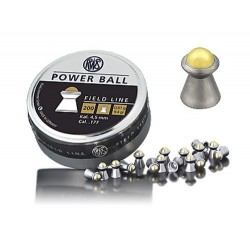 RWS Power Ball 4,5mm hagl 200 stk