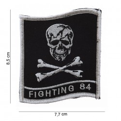 Patch Fighting 84 Velcro