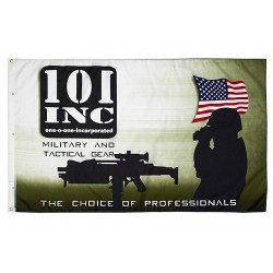 Flag 101 INC. Military 150x100 cm