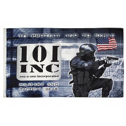Flag 101 INC. Security 150x100 cm