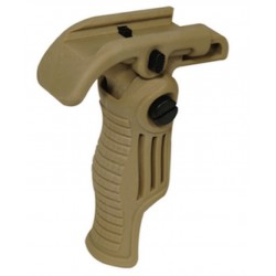 Håndgreb Swiss Arms Tactical Folding Grip Tan