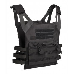 Vest Mil-Tec Plate Carrier Molle Sort