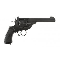 Airsoft Revolver Well G293 MK VI Co2