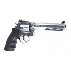 Airsoft Revolver HFC Savaging Bull Sølv Gas
