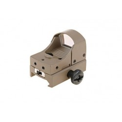 Rødpunkt sigte Theta Optics Micro Reflex Sight Tan