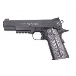 Hardball pistol Cybergun Colt 1911 Combat Unit GBB Co2