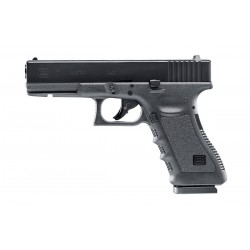 Hardball Pistol Umarex Glock 17 Blowback Co2