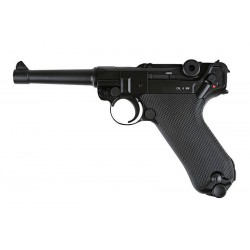 Airsoft pistol KWC P08 Co2 Blowback