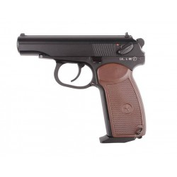 Airsoft pistol KWC PM Co2 Blowback
