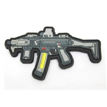 Patch PVC 3D Scorpion EVO