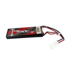 Swiss Arms 7,4V 3300mAh 35C LiPo Batteri