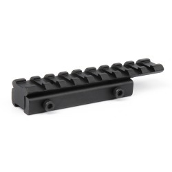 UTG 9/11mm til Weaver/Picatinny rail adaptor