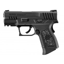 Hardball Pistol ICS XPD Sort BlowBack Gas