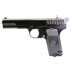 Hardball pistol WE TT33 Sort Metal Blowback Gas