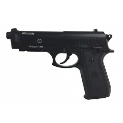Softgun pistol PT92 Metal Sort Co2
