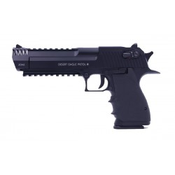 Softgun pistol Cybergun Desert Eagle L6 Sort Blowback Co2