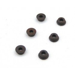 CA Oillees metal bushing 6mm