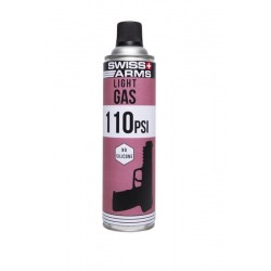 Swiss Arms Light Gas 110 PSI 450ml