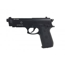 Softgun pistol PT92 ABS Co2