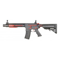 Hardball gevær Cybergun Colt M4 Blast Red Fox