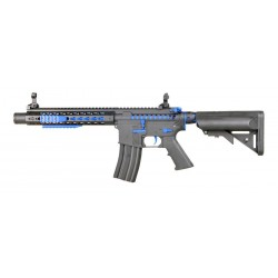 Hardball gevær Cybergun Colt M4 Blast Blue Fox
