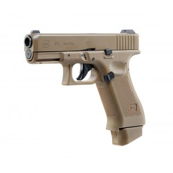 Hardball Pistol Umarex Glock 19X Blowback Co2