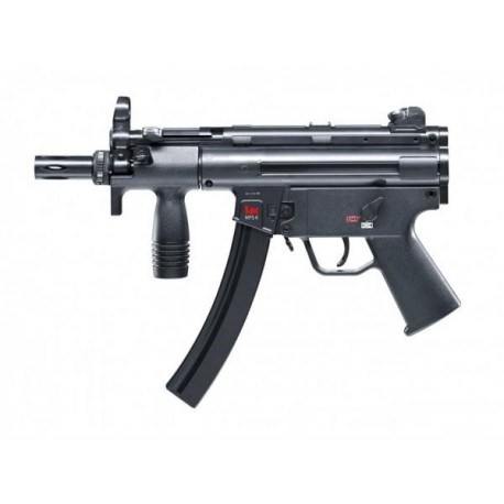 Softgun SMG Umarex H&K MP5K Blowback Co2