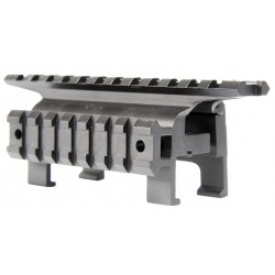 Rail Mount høj metal til MP5/G3